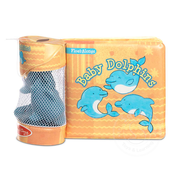 Melissa & Doug Melissa & Doug Float Alongs Baby Dolphins