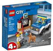 LEGO® LEGO® 4+ City Police Dog Unit