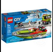 LEGO® LEGO® City Race Boat Transporter