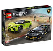 LEGO® LEGO® Speed Champions Lamborghini Urus ST-X & Lamborghini Huracán Super Trofeo EVO