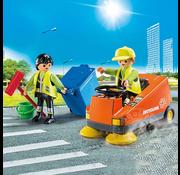 Playmobil Playmobil Street Sweeper RETIRED
