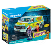 Playmobil Playmobil Scooby-Doo! Mystery Machine