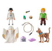 Playmobil Playmobil Scooby-Doo! Scooby and Shaggy with Ghost