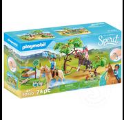 Playmobil Playmobil Spirit III River Adventure Challenge
