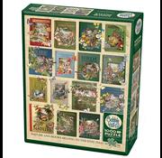 Cobble Hill Puzzles Cobble Hill The Nature of Books Puzzle 1000pcs