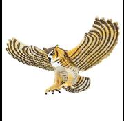 Safari Safari Great Horned Owl