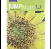 Jump Math Édition Française Jump Math, Cahier de l'élève 1.1