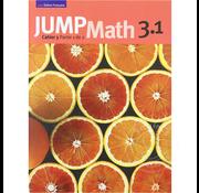 Jump Math Édition Française Jump Math, Cahier de l'élève 3.1