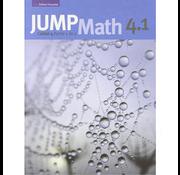 Jump Math Édition Française Jump Math, Cahier de l'élève 4.1