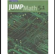 Jump Math Édition Française Jump Math, Cahier de l'élève 5.1