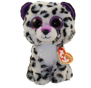 TY TY Beanie Boos Violet Med
