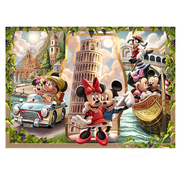 Ravensburger Ravensburger Disney Vacation Mickey & Minnie Puzzle 1000pcs