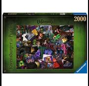 Ravensburger Ravensburger Disney Villainous: The Worst Come Prepared Puzzle 2000pcs