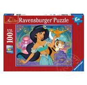 Ravensburger Ravensburger Disney Princess: Adventurous Spirit Puzzle 100pcs XXL