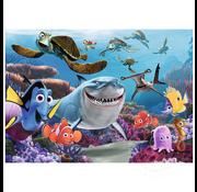 Ravensburger Ravensburger Disney Pixar Finding Nemo: Smile Floor Puzzle  60pcs