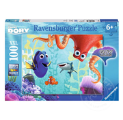 Ravensburger Ravensburger Disney Pixar Finding Dory Glow in the Dark Puzzle 100pcs XXL