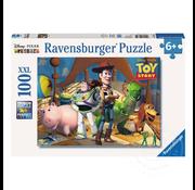 Ravensburger Ravensburger Disney Pixar Toy Story 4 Puzzle 100pcs XXL