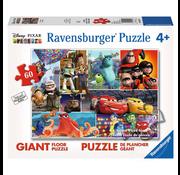 Ravensburger Ravensburger Disney Pixar Pixar Friends Giant Floor Puzzle 60pcs
