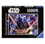 Ravensburger Ravensburger Star Wars Episode VIII Puzzle 1000pcs _