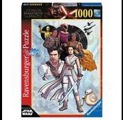 Ravensburger Ravensburger Star Wars Episode 9: The Rise of Skywalker Puzzle 1000pcs