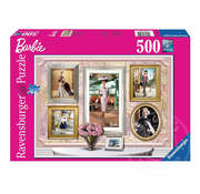 Ravensburger Ravensburger Barbie Paris Fashion Puzzle 500pcs