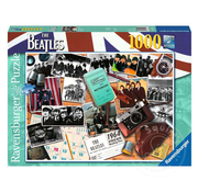 Ravensburger Ravensburger The Beatles: 1964 A Photographer's View Puzzle 1000pcs