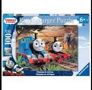Ravensburger Ravensburger Thomas & Friends: Thomas in Africa Puzzle 100pcs XXL _