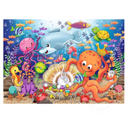 Ravensburger Ravensburger Fishie's Fortune Floor Puzzle 24pcs