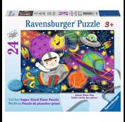 Ravensburger Ravensburger Space Rocket Floor Puzzle 24pcs