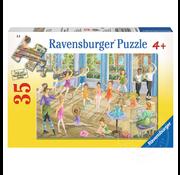 Ravensburger Ravensburger Ballet Lesson Puzzle 35pcs _