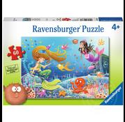 Ravensburger Ravensburger Mermaid Tales Puzzle 60pcs