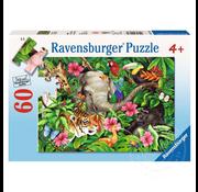 Ravensburger Ravensburger Tropical Friends Puzzle 60pcs _