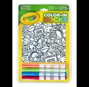 Crayola Color-In Socks Stickers