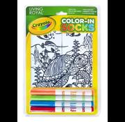 Crayola Color-In Socks Under the Sea