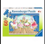 Ravensburger Ravensburger Fairytale Ballet Puzzle 60pcs _