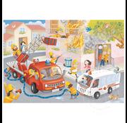 Ravensburger Ravensburger Firefighter Rescue! Puzzle 60pcs