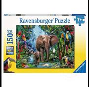 Ravensburger Ravensburger Safari Animals Puzzle 150pcs XXL