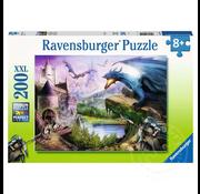 Ravensburger Ravensburger Mountains of Mayhem Puzzle 200pcs XXL