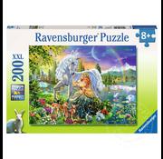 Ravensburger Ravensburger Gathering at Twilight Puzzle 200pcs XXL