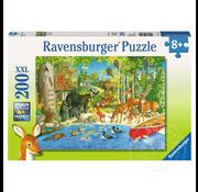 Ravensburger Ravensburger Woodland Friends Puzzle 200pcs XXL