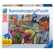 Ravensburger Ravensburger Bicycle Group Large Format Puzzle 300pcs