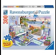 Ravensburger Ravensburger Seaside Sunshine Large Format Puzzle 300pcs