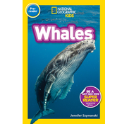 National Geographic National Geographic Readers Level Pre-reader: Whales