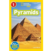 National Geographic National Geographic Readers Level 1: Pyramids