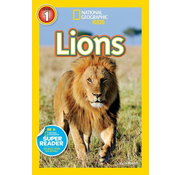 National Geographic National Geographic Readers Level 1: Lions