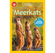 National Geographic National Geographic Readers Level 1: Meerkats