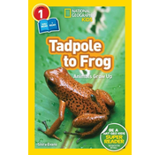 National Geographic National Geographic Readers Level 1 Co-reader: Tadpole to Frog