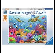 Ravensburger Ravensburger Tropical Waters Puzzle 500pcs