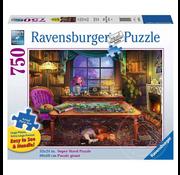 Ravensburger Ravensburger Puzzlers Place Large Format Puzzle 750pcs