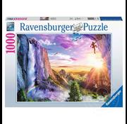 Ravensburger Ravensburger Climber's Delight Puzzle 1000pcs